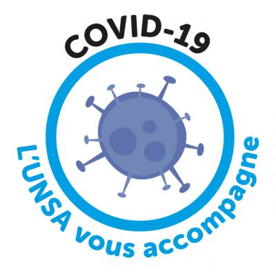 Actu COVID UNSA FCS